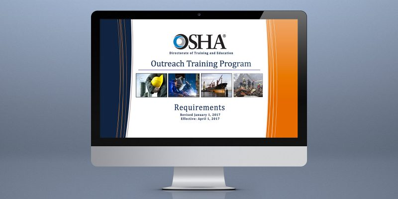 Tooher-Ferraris Insurance Group congratulates two employees, Eric Ferraris and Bob Garamella on completing OSHA's Outreach Training Program.